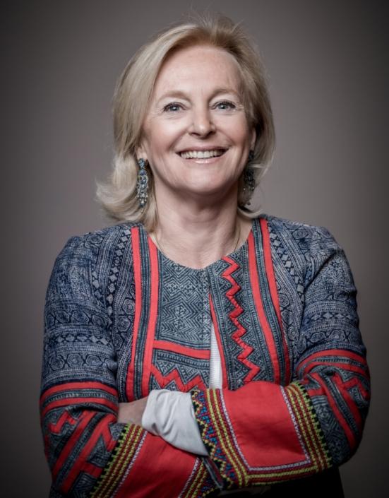 Portrait von Silvia Langen